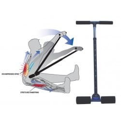 CoreStretch Designed for Effective Low Back Stretching
