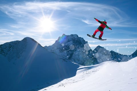 Extreme Sports Responsible for Severe Head, Neck Injuries, Study Says