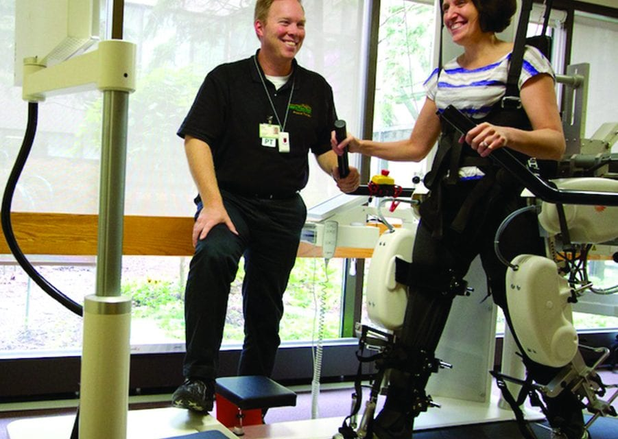 Technologies that Treat Balance and Gait Disorders for Patients with Neurological Injuries