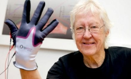 Passive Stimulation Glove Can Improve Motor Function, Perception in Stroke Patients