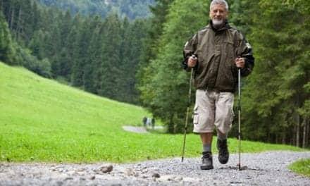 Walking Can Reduce Risk of Hip Fracture in Older Men