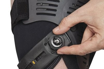 Brace Designed to Foster Healing After Knee Cartilage Repair