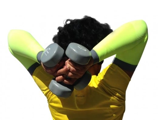 New Arm Compression Sleeve Provides Compression for Muscle Recovery, Support