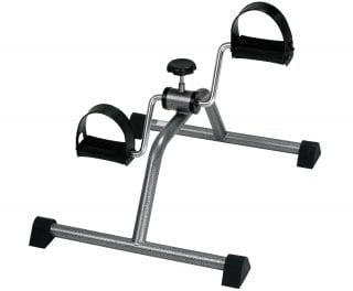 Pedal Exerciser Features Non-Skid Foot Pads for Safety