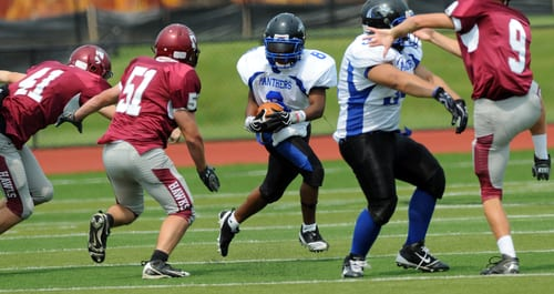 Data: Years of High School Football Not Associated with Neurocognitive Decline