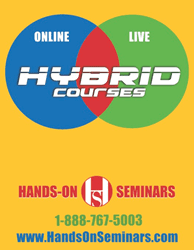 Interactive Education System Combines Online Education, Live Workshops
