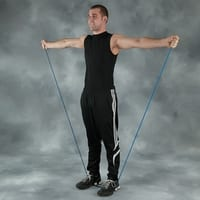 Exercise Tubing Offers Six Resistances for Resistance Training