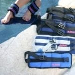 Ankle Weights Designed for Use in Aquatic Therapy