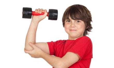 Early Strength Training for Children Can Reduce Risk of Obesity, Health Problems