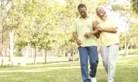 Physical Activity Can Help Older Adults Maintain Mobility