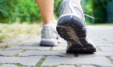 Study: 6,000 Steps A Day Can Reduce Risk of Functional Limitation for Persons with Knee OA