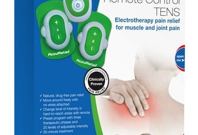 Carex Launches Complete Line of TENS Pain Therapy Products