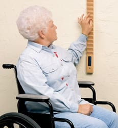 Ladder Aims to Offer Mobility of the Arm