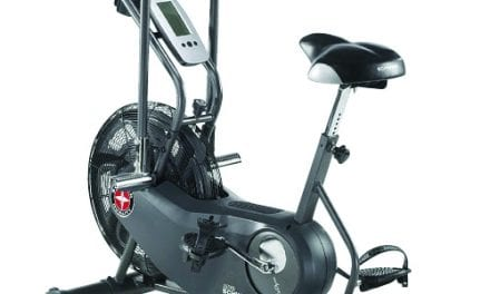 Fitness Bike Aims to Offer Commercial Grade Quality