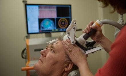 Study to Examine Benefits of Brain Stimulation on Motor Function for Stroke Patients