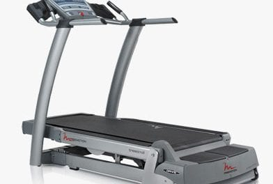 Treadmill Running Surface Designed for Comfort