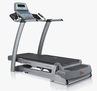 Treadmill Running Surface Designed for Comfort