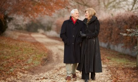 Daily Walks Can Help Older Adults Avoid Disability