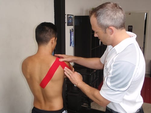 Saving Shoulders from Athletic Overuse Injuries