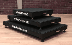 VibePlate Offers Whole Body Vibration for Fitness, Rehab