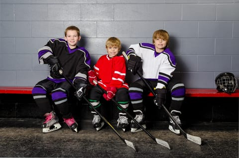 Youth Ice Hockey Injuries Focus of Mayo Clinic Study