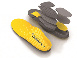 Insoles Designed to Address Leg, Foot Conditions