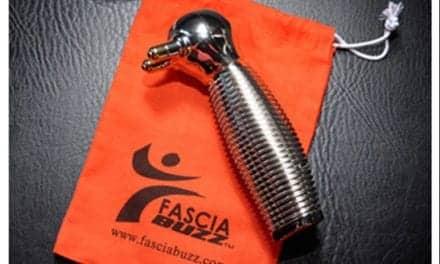 FasciaBuzz Aims to Reduce Adhesions, Increase Circulation