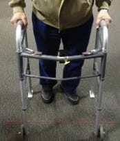 Mobilaser Designed to Aid Parkinson's Disease Patients with At-Home Gait
