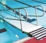 Pool Ramp Aims to Improve Pool Access for Users