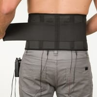 Wrap Designed for Use with Electromedical Modalities to Treat Low Back Pain