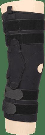 Brace Designed for Post-Reconstructive Knee Surgery Patients