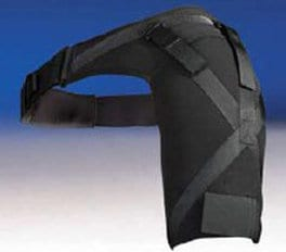 Shoulder Support Aims to Support, Relieve the Shoulder Joint