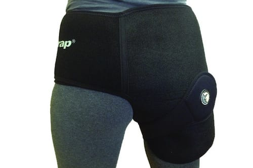 Wrap Provides Compression, Cold Therapy for Targeted Pain Relief