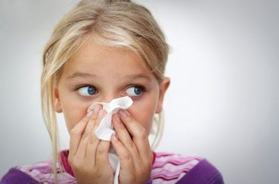 Study: Colds, Minor Infections Linked to Increased Stroke Risk in Children