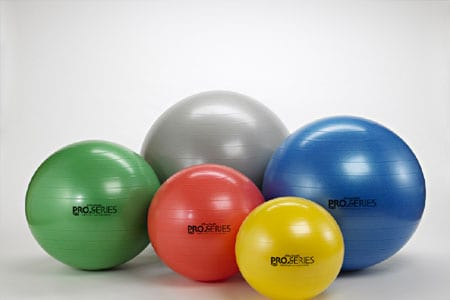 Exercise Ball Engineered to Offer Latest in Ball Technology