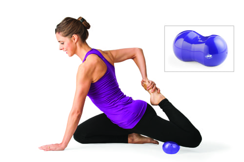 Franklin Fascia Roll Designed for Bodily Support, Massage of Muscles