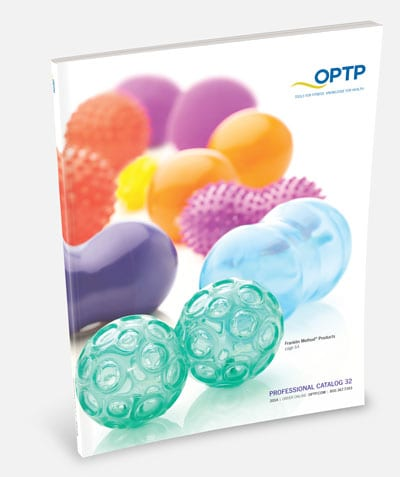 New Professional Catalog from OPTP Includes New Products