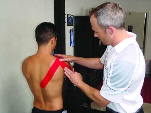 Approaches for Taping in Athletic Training