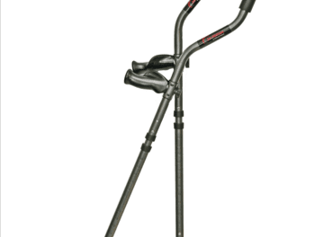 Crutches Feature Spring Assist Technology