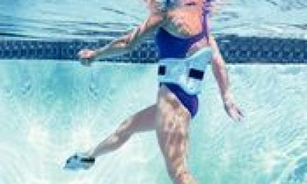 Aquarunner Adds Resistance, Buoyancy for Aquatic Exercise