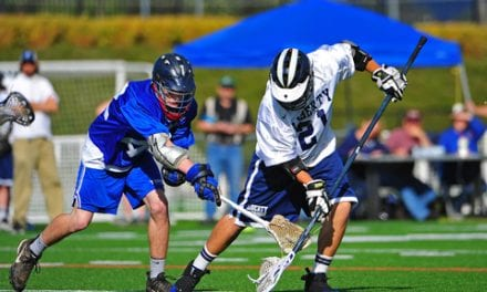 High School Lacrosse Players At Risk for Concussions, Study Says