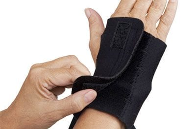 Wrist Splint Zeroes in On Ulnar Wrist Pain Relief