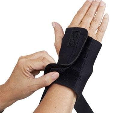Wrist Splint Zeroes in On Ulnar Wrist Pain Relief