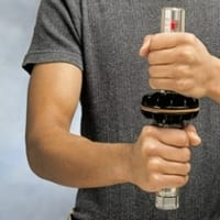 Wrist Exerciser Intended to Strengthen Grip, Forearm