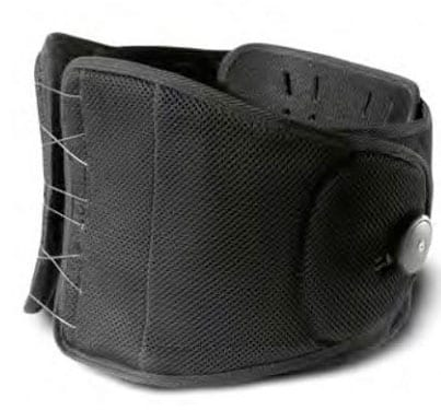 Back Brace Built to Provide Postop Support and Acute Pain Relief