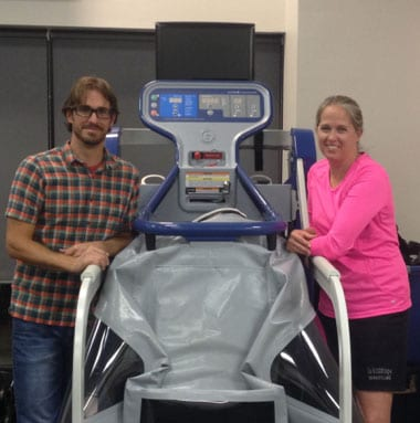 AlterG Spotlights Winner of its National PT Month Contest
