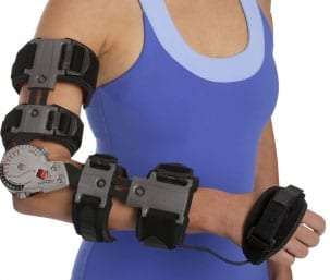 Elbow Brace Targets Comfort and Eased Application