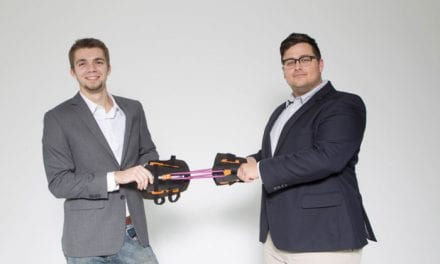 Students' Award-Winning Design Aims to Aid in Rehab Post-Knee Injury