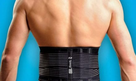 Back Stabilizer Brace Promotes Relief from Acute injury, Chronic Back Issues