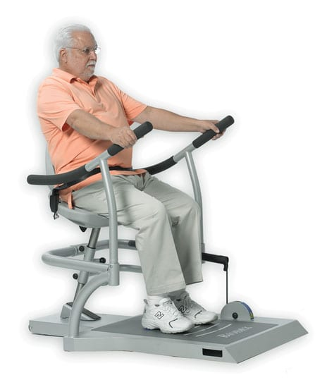Sit2Stand Trainer Offers Users Versatility, Corresponding Assistance